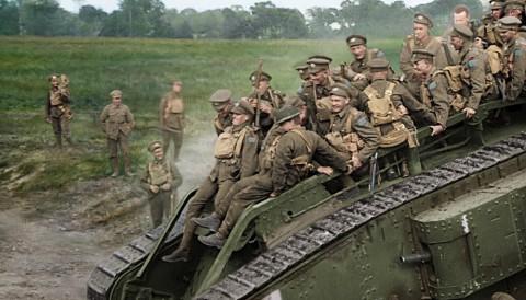 Image du film Pour les soldats tombés