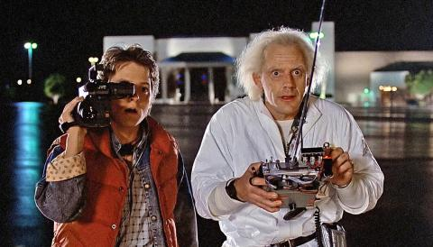 Image du film Retour vers le futur
