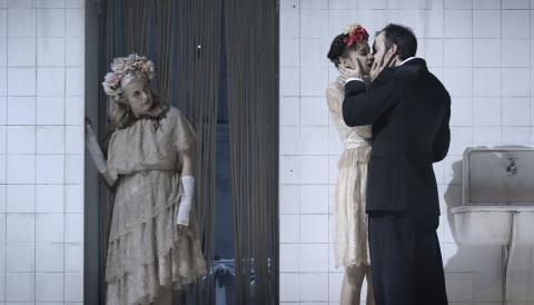 Image du film Roméo et Juliette - m.e.s. Éric Ruf