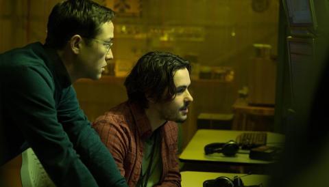 Image du film Snowden