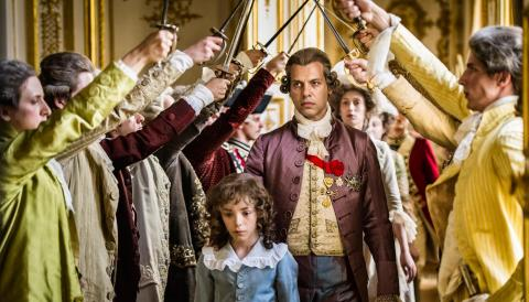 Image du film Un peuple et son Roi