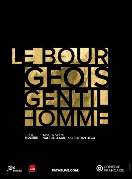 Le Bourgeois gentilhomme - m.e.s. Valérie Lesort et Christian Hecq