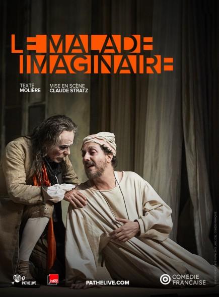 Le Malade imaginaire - m.e.s. Claude Stratz