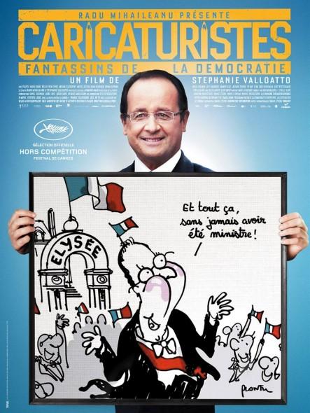 Caricaturistes - Fantassins de la démocratie