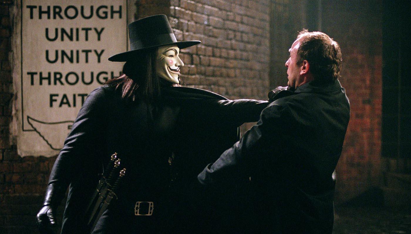 Image du film V pour Vendetta